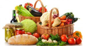 здоровая еда на весь день